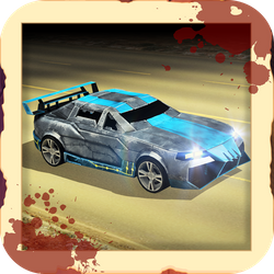 The dangerous post-apocalyptic world with zombies and only the bravest and most experienced drivers and the toughest survivors that are still left standing and fighting the countless armies of the undead. Thrilling racing game. Enjoy driving and smashing zombies