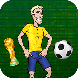 Start the road to world cup 2014 with Brazil Cup 2014, one of the best soccer games on the web.