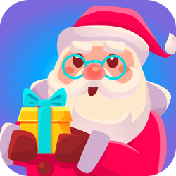 This year Xmas time will be furious! Many balloons invaded the North Pole, and Santa has to run to catch the gifts. But he changed his sleigh, and he is now fast and furious! Help Santa to dodge the balloons and end with the highest number of gifts. Can you pass all the levels? Let's go!