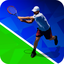 The excitement and flair of the tennis world are ready for you! Pick up a racket and ace your way through every significant tennis event in the world! Can you win? Can you overcome it all? Train hard, play hard and become an unbeatable legend. Reach the top and write history. Prove yourself and triumph!