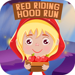 Game Red Riding Hood Run