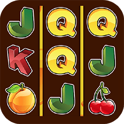 A funny fruit Slot Machine. Spin Spin Spin and win!