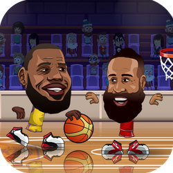 Basketball Stars is a 2-player basketball game. In this game, you can play with your favorite team and play with basketball legends. In this game, you can either play with friends in 2-player mode or solo in single-player mode. Show off your basketball skills and see if you can score a three-pointer or slam home an impressive dunk! You can play as many different legendary teams and try out both your defensive and offensive skills.