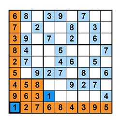Play Sudoku HTML5, one of the most popular puzzle games of all time. Sudoku is the most fun brain game you will ever play in your life. Available for mobile and desktop devices..