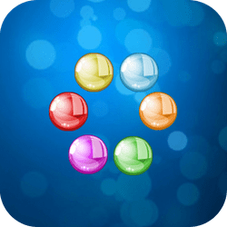 This Bubble Shooter game is very intuitive and easy to learn. It's a mix between