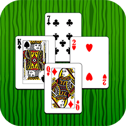 Play your favorite solitaire game for free! The best Solitaire game also called Klondike Solitaire, is the best game for players who love card games. Stack cards in descending order and alternating colors (a red queen on a black king etc.) and move cards of the same kind into the four piles, starting with the Ace.