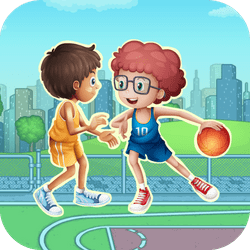 Basketball Master is a brand new sports arcade game inspired by street basketball. You are a player and your aim is to shoot the basketball into the hoop and make the higher score!