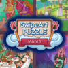 Game Swipe Art Puzzle