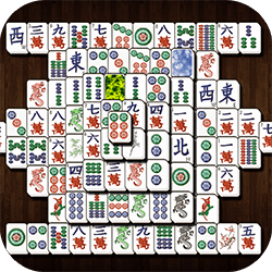 Mahjong Deluxe is a free mahjong game based on a classic Chinese game. The goal is to remove all tiles from the board. You may remove only paired free tiles.
