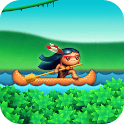Enjoy the legend of Pocahontas. Lots of gold coins are waiting for you in this cute slots game. Spin the slot, match the pictures and test your luck!