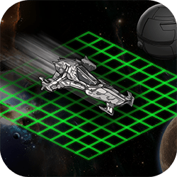 Destroy the alien ships to save planet earth from destruction! Click on the enemy grid to locate and destroy the enemy ships before all of your own are eliminated.