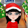 Game Christmas Girl Dressup