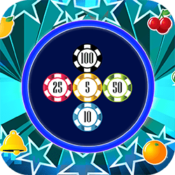 Very exiting slot game, with 6 wheels. Win horizontally or diagonally with 3 or more items of the same kind. Get the spinning wheel, and win even more.