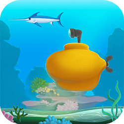 Your goal is to help all of the divers get to the top of the screen before their oxygen runs out. Click the colored groups of coral (3 or more) to remove them. Remove big groups of coral to earn special mines and other powerups!