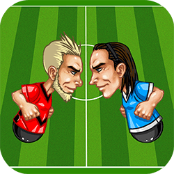 Real Soccer is an amazing soccer game: action from the first tap. Tap to tackle or dribble. Swipe to shoot to other players or at the goal. Choose between different teams with different skills and speed. Each round is 2 min.