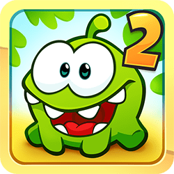SWEET! Om Nom's shenanigans continue in Cut the Rope 2 HTML5! With new characters, fresh gameplay elements and tricky missions, candy collecting has never been so fun! Cut the Rope 2 HTML5 brings fresh challenges and unanticipated obstacles to the candy crunching, physics-based phenomenon that has delighted millions of players around the world! If you like Cut the Rope, you'll love Cut the Rope 2!