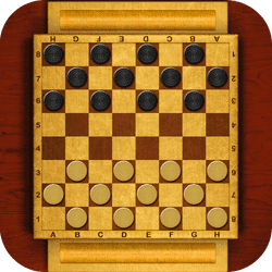 Master Checkers is the best Board Game. Play this stylish version ot the classic board game Checkers. The game is based on the Italian Checkers gameplay!