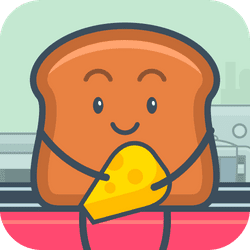 In this funny little game you will have to help a piece of bread become a fragrant crispy toast. There will be traps to avoid: forks and knives sticking out.