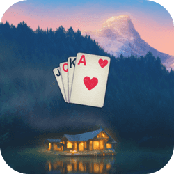 Are you having a boring day? Play Refuge Solitaire and move all the cards from the outer piles (tableau) to the eight foundation piles below. Complete the Solitaire!