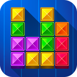 TenTrix is easy to play and a pleasurable game for all ages! Simply drag the blocks and fill up all colored grids. Once you start, you will definitely be hooked: this 3D-style game awaits you!