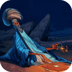 Welcome to Algerian Solitaire, a different solitaire variation for the sturdiest and more resilient players. Some prophets claim that you must actually experience the isolation of the desert to be mentally focused and complete this game. Well, that's just their opinion...