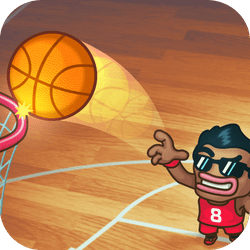 Basket Champs is the brand new game from the developer of Foot Chinko. Select your basketball team and play in World Championship.