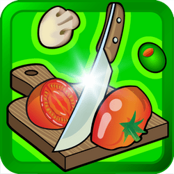 Chopping frenzy in Maro's pizzeria again! Orders are still whizzing in and ingredients need chopping! The kitchen needs a ninja hero! Collect bonuses and test your skills with different  game modes!