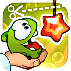 Game Cut the Rope Experiments