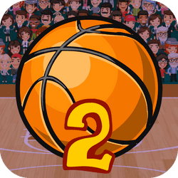 Play through the 40 challenging levels and try to solve physics based puzzles. You'll need to avoid solid obstacles, players, smash through glass and wood and figure out how to put the ball through the hoop!