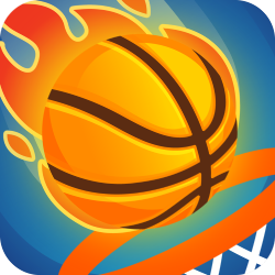 Game Dunk Up Basketball