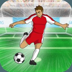 Spiel Soccer Hero