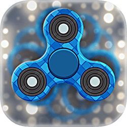 Do you like fidgets spinners and have you always wanted to create your own? Design your own spinner and start spinning. Each 5 spins you earn 1 coin.