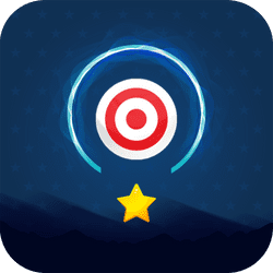 Target Tap Deluxe: As the circle rotates, you aim to hit the target.