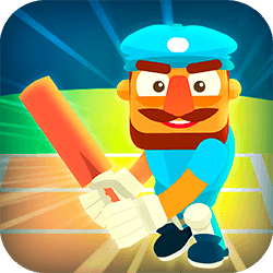 Game Cricket Hero