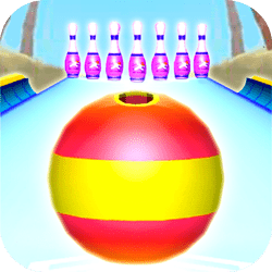 Beach Bowling 3D is a game where you can test your bowling skills on summer beach in gorgeous 3D. Defeat opponents in hundreds of levels. Or just play with your friends on one device. Just throw the ball and get a score. Very easy to start, but hard to master.