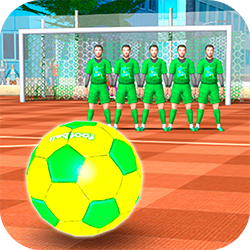 Game Street Freekick 3D