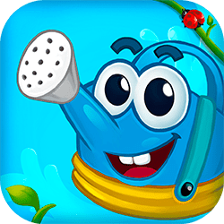 This family-friendly puzzle game 'Water Me Please!' is beautifully designed to keep everybody happy. It is a perfect mix between puzzles and your childhood memories in a grassy land. Enjoy these easy-to-love characters, a small watering can and a lovely flower in a green farm. Ready to keep your lovely flower happy?