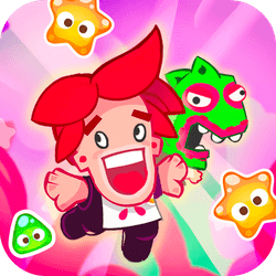 In Candy Buff you need to eat candy to get buff and to refill your energy! Collect bonuses and avoid mice, thorns and birds!
