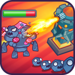 A classic Tower Defense game with lots of enemies and territories to conquer. Join King Rügni on his epic adventure against hordes of elementals.