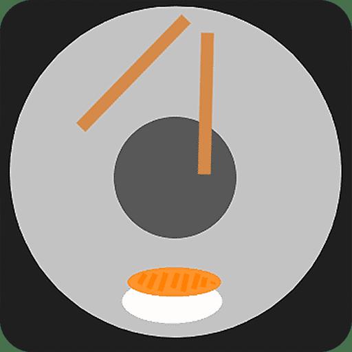 Sushi Run - 2 Players Game