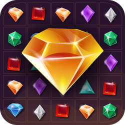 Let the great Jewel Legend begin! The travelers from all around the world have come to the mines to dig those diamonds out. Join them in the effort to find as much diamonds as possible while engaging in various challenges that will keep you entertained for long stretches of time! So, what are you waiting for?