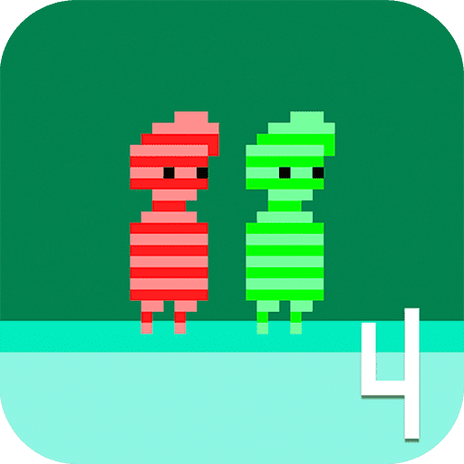 Red and Green 4