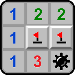 Use strategy and smart thinking to reveal all the mines as fast as possible! This classic puzzle game with thrilling gameplay can improve your logical thinking ability and reaction speed. Give yourself a challenge by trying higher difficulty levels! In this version of  the game you can  also customize levels, change themes or even use hints.