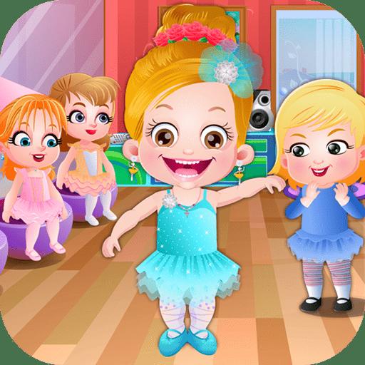 Baby Hazel Ballerina Dance