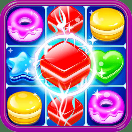 Candy Star Jelly Saga