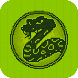 Retro-style Classic Snake in HTML5, playable on desktop or mobile devices. One of the old games that you will never forget. Classic Snake with classic gameplay, just eat, grow and have fun. Also this one is the best pixel-retro snake pixeled graphics and online support.  Enjoy Classic Snake HTML5!
