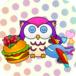 Loves coloring? Even puzzles? This game have 32 pictures to satisfy your loves for coloring and puzzles. Play this game to have a blast fun in coloring and puzzles!