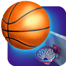 The challenge for real basketball and streetball players! Jump with the ball and shoot the basket within the time limit. Reach the highest score and collect coins. Unlock all balls and locations. Try 2 game modes. You need precise timing, good aiming and a bit of luck.