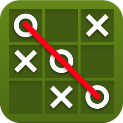 Tic Tac Toe Mania is a great way to spend your free time. Stop wasting paper and save the trees. Play Tic Tac Toe Mania on your device and experience many hours of entertainment alone or together with friends.