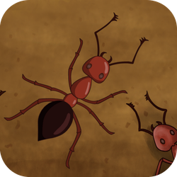 Save the crumb from the ants who keep coming again and again. Their numbers increase with each level! Watch out and save the crumb!